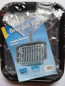 Caravan oven/grill pan
