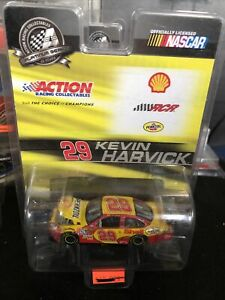 2008 Kevin Harvick #29 Shell Pennzoil Nascar Diecast 1 64 scale