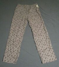Michael Kors MK Pyjama Lounge Pants Gray Grey Super Soft Mens