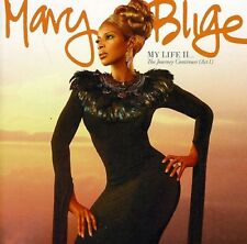 MARY J BLIGE MY LIFE II 2 JOURNEY CONTINUES DELUXE Audio Music CD New Sealed