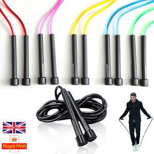 Skipping Jumping Speed Rope Boxing Exercise Weight Loss Adult Fitness Adjustable