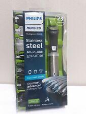 Philips Norelco MG7750/49 Multigroom Series 7000, Men's Grooming Kit