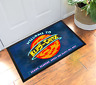 Blips and Chitz Arcade Welcome Mat Doormat Based on Rick and Morty