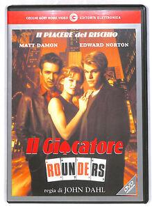 EBOND Il giocatore - Rounders  DVD D574624