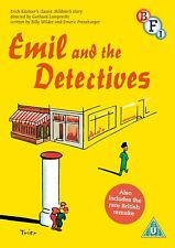 Emil and the Detectives  [DVD]   **Brand New**
