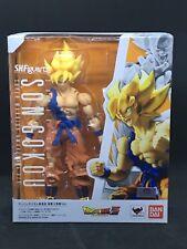 Bandai S.H. Figuarts Dragon Ball Z Super Saiyan Son Goku Super Warrior Awakening