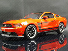 Maisto 1:24 2012 Ford Mustang Boss 302 HotRod Classic American Muscle car