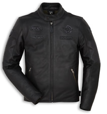 DUCATI HERITAGE C1 MENS LEATHER JACKET 981041552