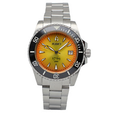 Aquacy 1769 Hei Matau Men's Automatic 300M Dive Watch Sunburst Miyota  1769.OY
