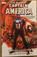 The Death of Captain America - Complete Collection - NM - tpb - Ed Brubaker