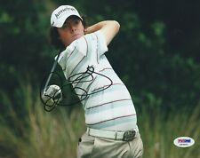 RORY McILROY (PGA) Signed 8x10 PHOTO with PSA COA