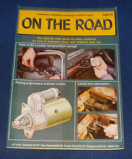 ON THE ROAD - PART 31 - FIXING A JAMMED STARTER MOTOR