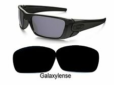 Galaxy Replacement Lenses For-Oakley Fuel Cell Iridium Black Polarized 100%UVAB