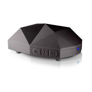 Outdoor Tech OT1800 Turtle Shell 2.0 Water-Resistant Bluetooth Speaker Black