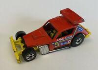 1978 Hotwheels Greased Gremlin AMC Red, Very Rare! Loose!