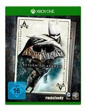 Xbox One Batman: return to Arkham usado-bien