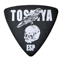 ESP PA-DT08 THE MARROW OF A BONE DIR EN GREY Toshiya Model Bass Pick x 5 Picks
