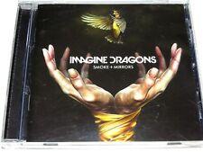 cd-album, Imagine Dragons - Smoke + Mirrors