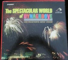 The Spectacular World of Dynagroove His Master's New Voice Vinyl Record