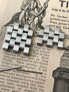 Original 24mm 5 Row Bar Diesel Bracelet Link Glied With Pin