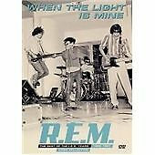 R.E.M. - When the Light Is Mine Best of the I.R.S. Years 1982-1987 - DVD - New