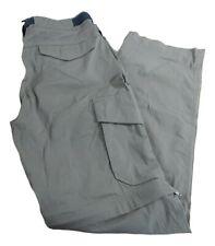 NWT Men's BC Clothing Convertible Cargo Hiking Pants/Shorts