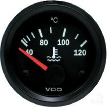 VDO WATER TEMPERATURE GAUGE ELECTRIC 40 -120c 12V 52mm