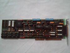 Reltek X.CALIBRE/316A XCAL40 ISA Card MC68302 302bug