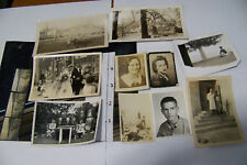 Rare Vintage Photograph Circa 1920-50s V1 Various Lot Of Old Pictures Photos 34