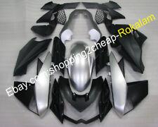 For Kawasaki Z1000 2010 2011 2012 2013 Z-1000 Black Silver Motorcycle Fairings