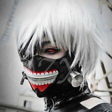 Tokyo Ghoul Kaneki Ken Adjustable Mask Japanese Anime Cosplay Halloween Costume