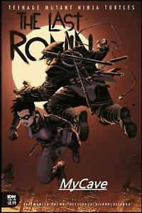 TMNT THE LAST RONIN #5 2022 Main Cover A 1st Print IDW NM 2/16/22 PreSale