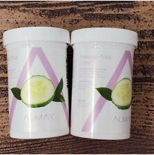 2 Almay Makeup Free Zone Remover Pads Gentle Oil Free Eye Cucumber Green Tea