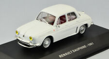 Renault Dauphine 1961 White 1:43 Model 4304300 SOLIDO