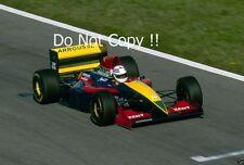 Philippe Alliot Larrousse LH93 F1 Season 1993 Photograph