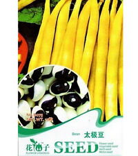 Tai Chi Bean Seed Phaseolus Vulgaris China Rare Bean Seed ~1 Pack 15 Seed