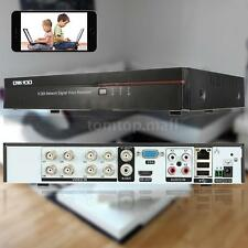 8CH FULL 960H/D1 H.264 P2P NETWORK DVR CCTV FOR SURVEILLANCE CAMERA