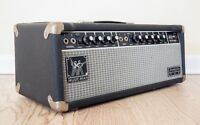 1980 Music Man Seventy Five Vintage Tube Guitar Amplifier Head EL34