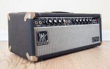 1980 Music Man Seventy Five Vintage Tube Guitar Amplifier Head EL34