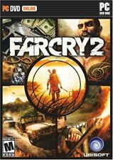 Far Cry 2 PC Video Game- Brand New & Sealed- Fast Ship! PC-0026