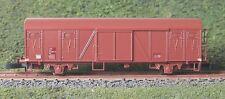 FR 46.811 Z scale SJ litt Gbs 150 Box car  Swedish Railroad all made in Metal