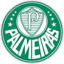 """Palmeiras FC Brazil Football Soccer Car Bumper Sticker Decal 4.5""""X4.5"""""""