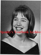 1960's Actor Kathy Bates Hi School Yearbook~Misery~Fried Green Tomatoes~Titanic