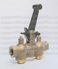 Non-Locking Air Control Valve for In-Ground Auto Lifts - SIngle Post Lift