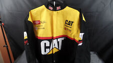 RACING CHAMPIONS APPAREL CATERPILLAR WARD BURTON CAT #22 UNIFORM COAT JACKET HG1