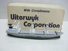 Uiterwyk Lines Frighter New In Box Condition