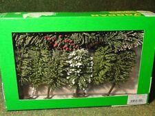 Bäume Jordan Laubbäume blühend N für Modellbahn Anlage Etc.