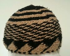 Winter moroccan hand knitted wool hats.100% hand knitted wool.made in morocco.