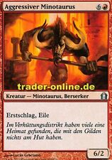 2x más agresivo Minotauro (Minotaur agresor) Return to Ravnica Magic