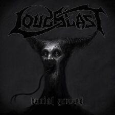 Loudblast-Burial Ground (Ltd. digiack + BONUS TRACK) CD NUOVO